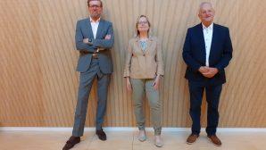 Erik Alexander Kempenaar, Sacha Kuijs en Lex Oude Weernink