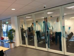 Trainingsruimte werkplein Haarlem